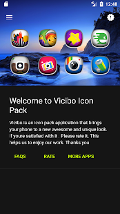 Vicibo - Icon Pack Screenshot