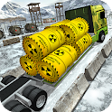 Offroad Army Cargo Driving Mission icon