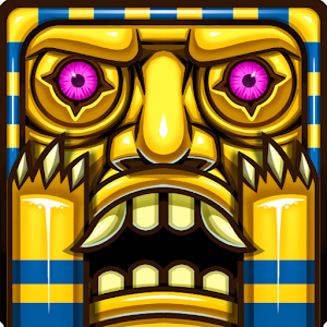 Running in mummy pyramid for PC and MAC
