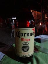 Photo: Sympatický pivo za 40 pesos. (cca 60kč)