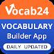 #1 Vocab App: Editorial, Quiz, Grammar, Dictionary