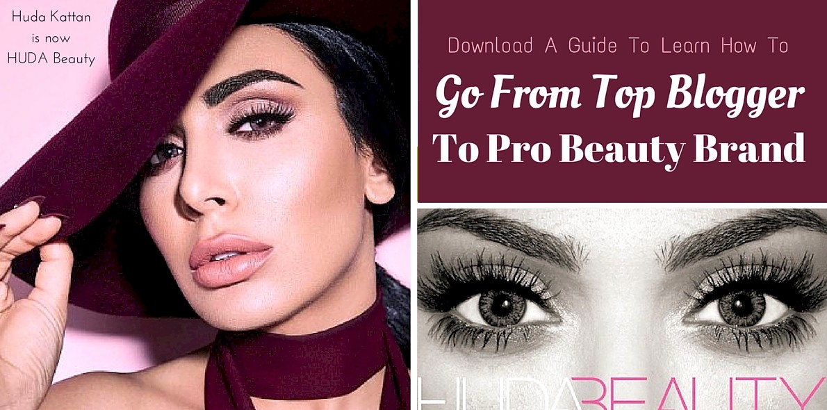 HUDA Kattan Is A GLOBAL Influencer