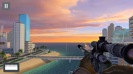 Sniper 3D Gun Shooter MOD (Unlimited Gold/Gems) 8