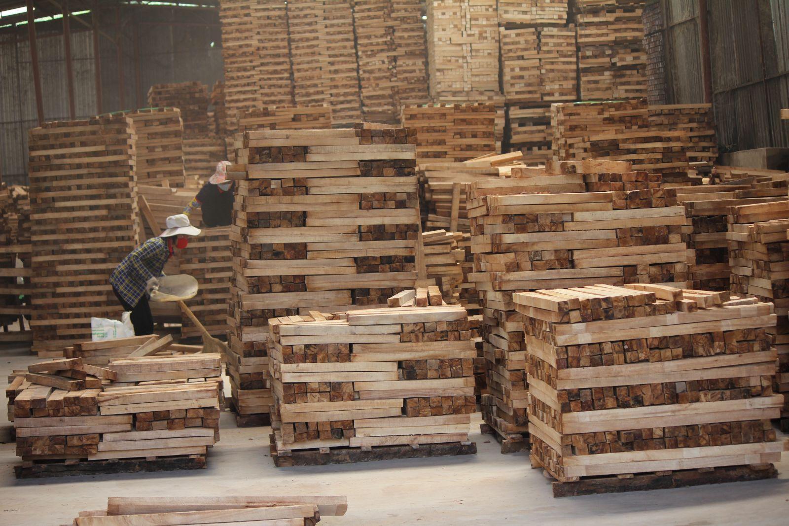 Công ty Nguyên Gỗ đảm bảo chất lượng phôi gỗ cao su