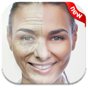 face aging : oldify your face icon