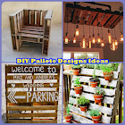DIY Pallet Craft Ideas icon
