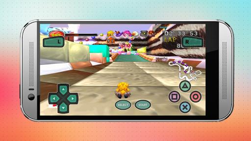 Image of PSone PS1 Emulator 1.0.6 1