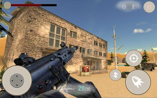 Counter Terrorist Frontline Mission: FPS V2  screenshots EasyGameCheats.pro 1