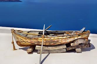 Photo: Лодка на крыше