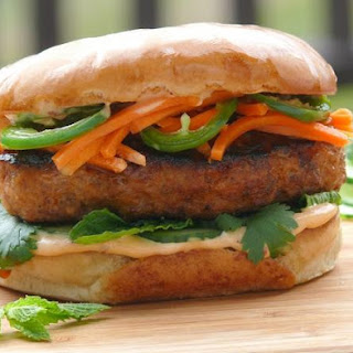 Banh Mi Burger Recipe