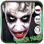 Joker Mask Photo Editor APK icon
