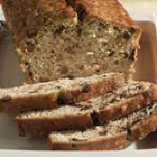 Chocolate Chunk Banana Bread Recipe