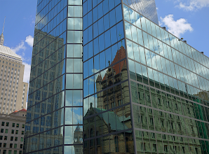 Photo: Facets of Boston