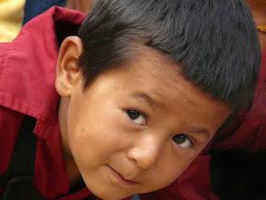 Photo: Die Schulkinder von Irkhu