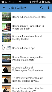 Visit Roane County, TN- screenshot thumbnail