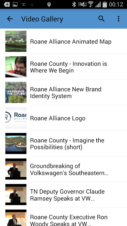 Visit Roane County, TN- screenshot