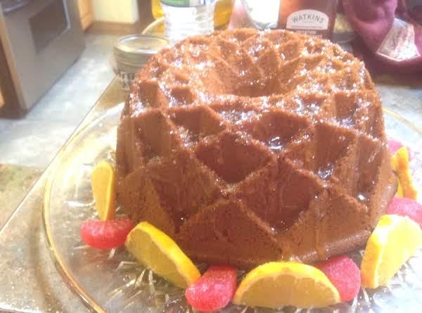Orange Supreme Jubilee Bundt Cake Recipe