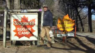 Maple Syrup Maker