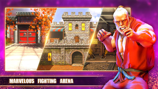 Deadly Fight : Classic Arcade Fighting Game screenshots 3