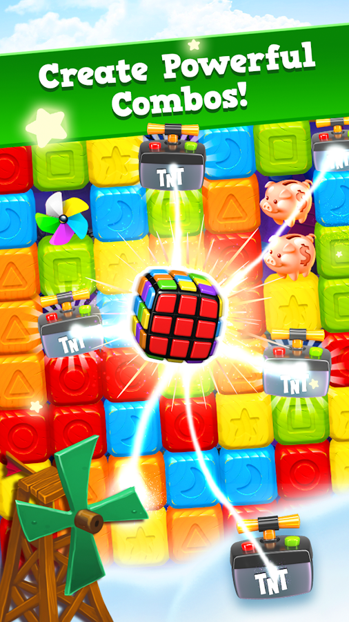 Toy Blast Game By Peak : Toy blast android apps on google play