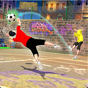 Free Kick Street Football: Pro Football League
