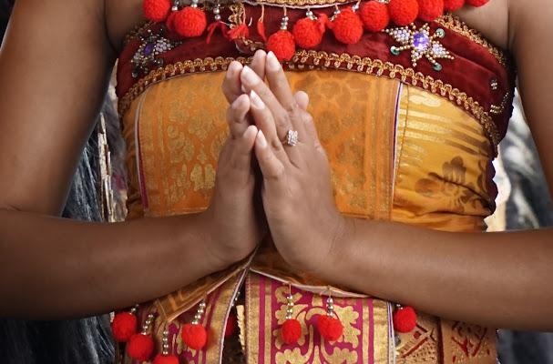 Preghiera indù di Magendie