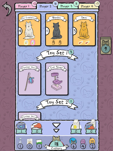 Cat Lady - The Card Game - screenshot