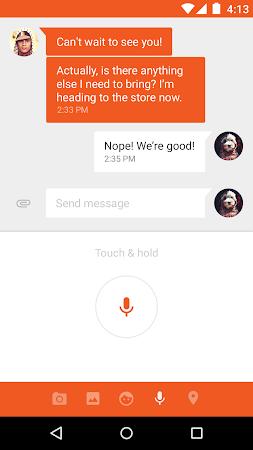 Messenger 1.3.030 screenshot 2285