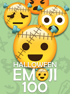Halloween Emoji 100: Spooky Go - Android Apps on Google Play