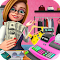 New Year Sale Cashier: Shopping Mall Cash Register file APK Free for PC, smart TV Download