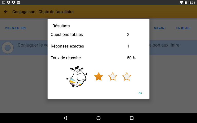 android Exogus CE2 Révision français Screenshot 14
