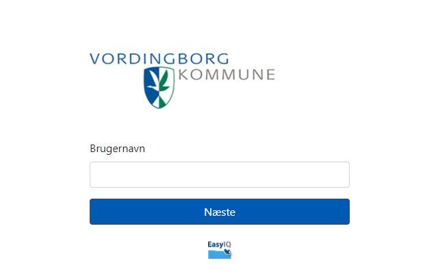 EasyIQ IdP – Vordingborg Kommune