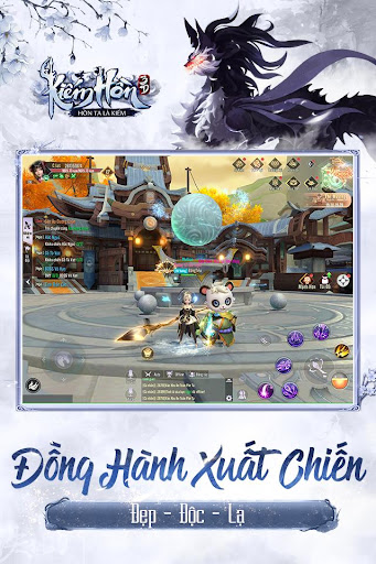 Kiu1ebfm Hu1ed3n 3D - Kiem Hon 3D  screenshots 1