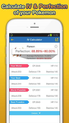 IV計算器 for Pokemon GO