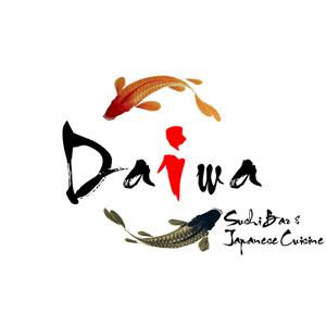 Logo for Daiwa Sushi Bar & Japanese Cuisine - Marrero