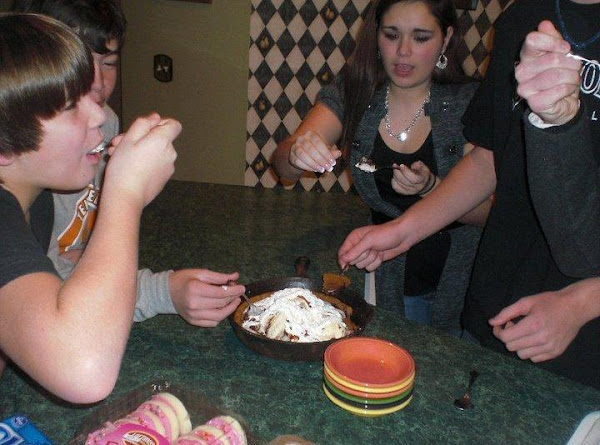 Lele's Sin In A Skillet Dessert Recipe