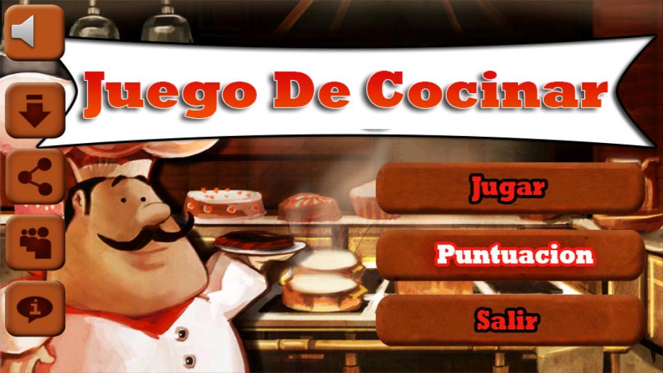 Juego de cocinar de todo android apps on google play - Juegod de cocinar ...