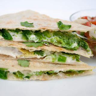 Vegan Avocado Quesadilla with JalapeñO Recipe