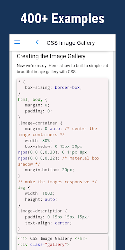 Learn CSS - Pro screenshot 12
