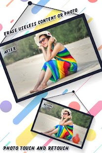 Remove Useless Content for Touch - Retouch Eraser - náhled