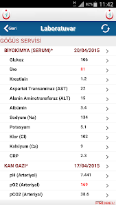 İzmir Göğüs H. Hastanesi Mobil screenshot 5