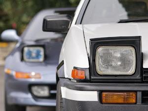 スプリンタートレノ AE86 GT-APEX 昭和61年式のカスタム事例画像 やわらかめさんの2020年02月09日22:53の投稿