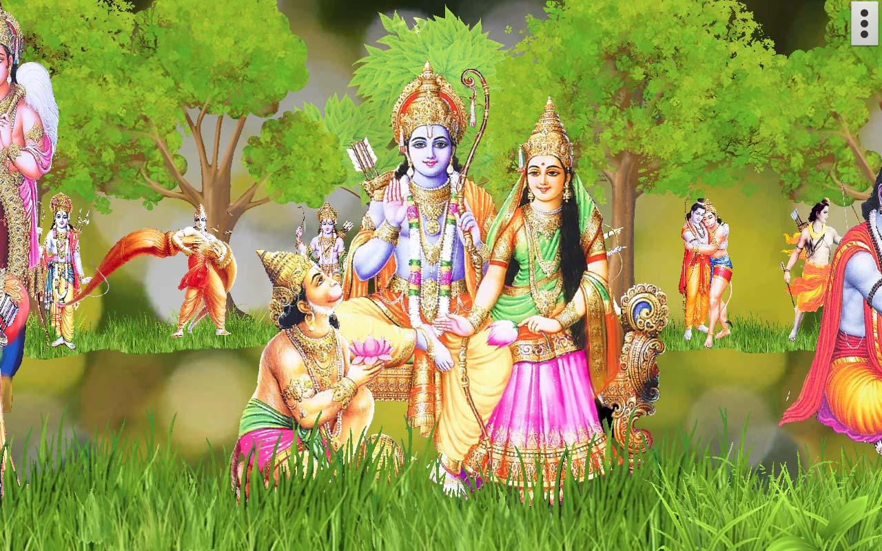 Ram Darbar 3d Wallpaper 4d Shri Rama श्री राम दरबार Live Wallpaper Android