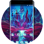 Fantasy theme abstraction sci-fi wallpaper APK icon