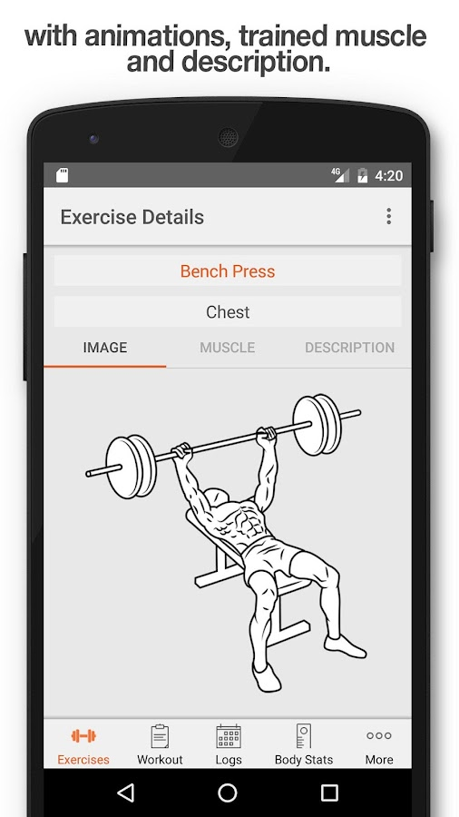 Fitness Point- screenshot