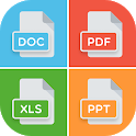 Office Document Reader - Docx, Xlsx, PPT, PDF, TXT icon
