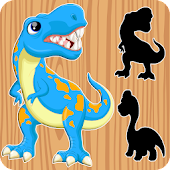 Dinosaurs Puzzles for Kids - FREE