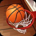 Super Basketball Shooting: Crazy Street Shot Hoops icon
