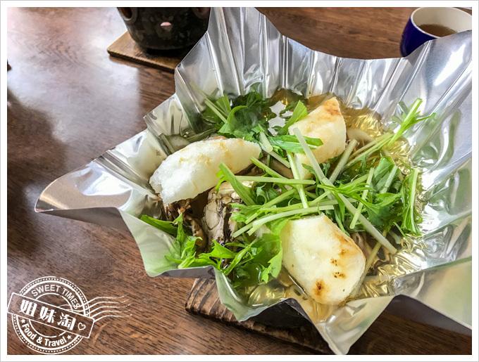 日本東北仙台五日遊小倉園烤米棒鍋