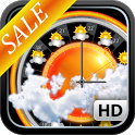 eWeather HD, Radar, Alerts icon